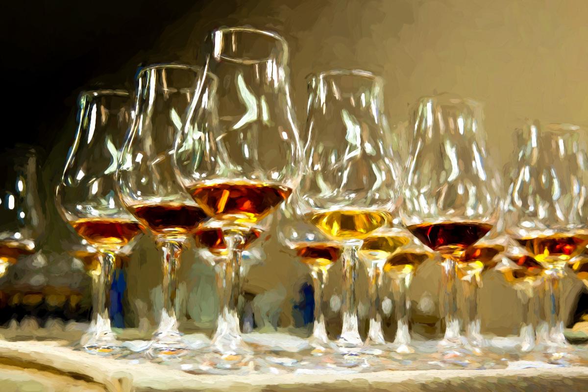 Rum Tasting Glasses - Rum Renaissance Festival