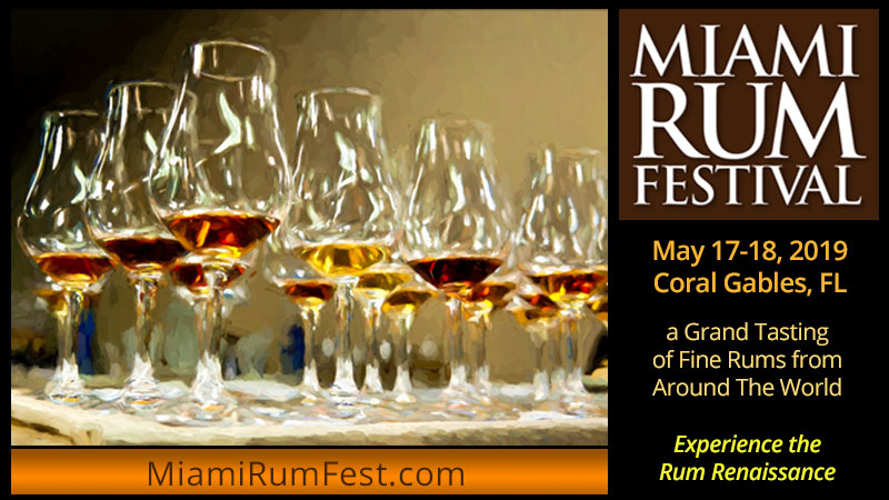 Miami Rum Fest Returns to Coral Gables
